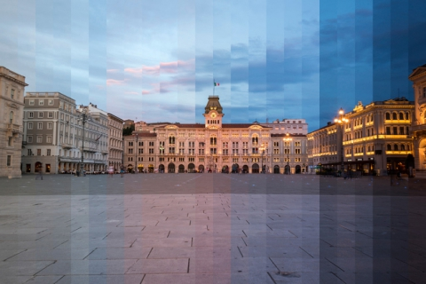 День и ночь на одном снимке. Удивительные кадры знаменитых достопримечательностей в необычном формате (14 фото) (11)