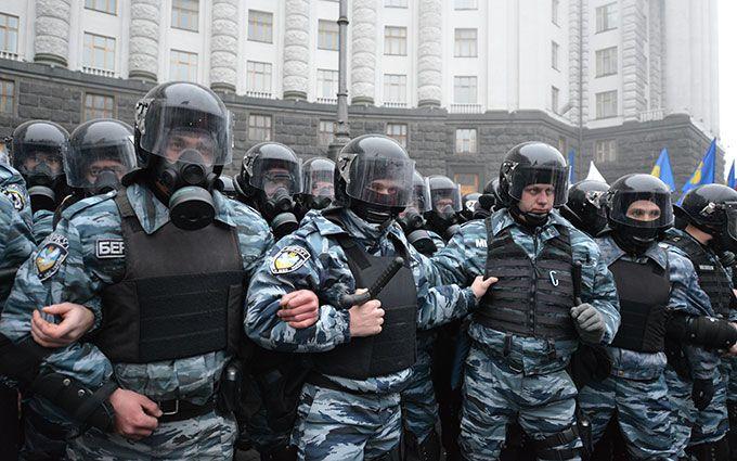 """Стало відомо, як в Росії принижують зрадників із """"Беркута"""""""