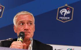 Тренер сборной Франции впервые прокомментировал победу на ЧМ-2018