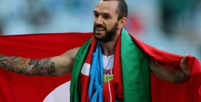 Рамиль Гулиев стал чемпионом мира полегкой атлетике встолице Англии