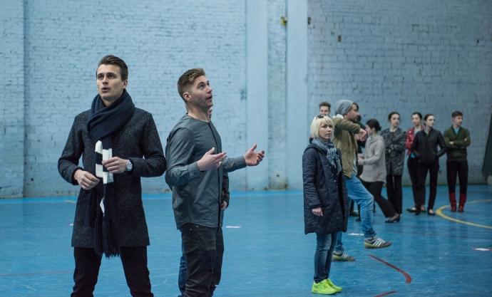 Ведущие Евровидения начали репетиции конкурса: появились фото (2)