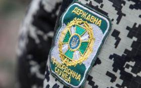 Українських прикордонників обстріляли з Росії