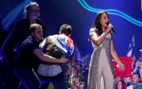 Седюк объяснил, почему обнажил ягодицы во время выступления Джамалы на Евровидении