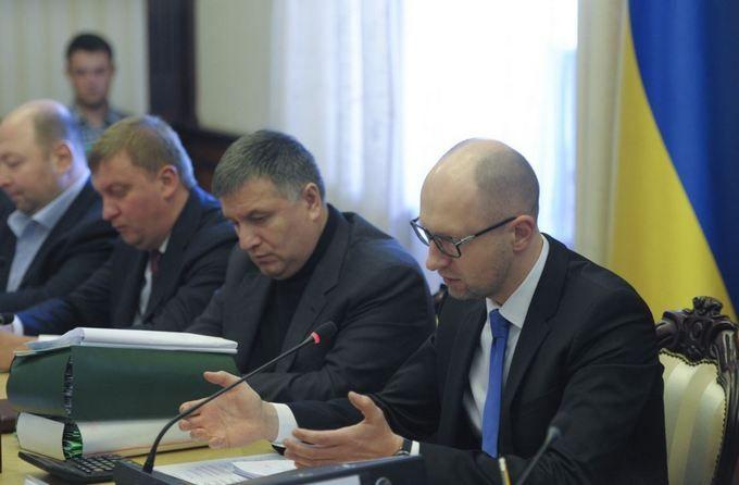 Допрос Яценюка иАвакова поделу огосизмене Януковича