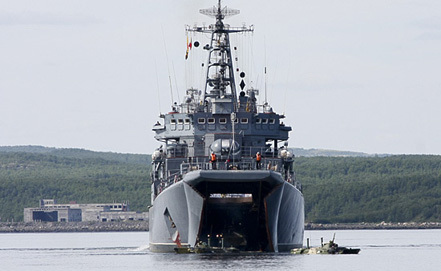 Іран проведе спільні військово-морські навчання з РФ