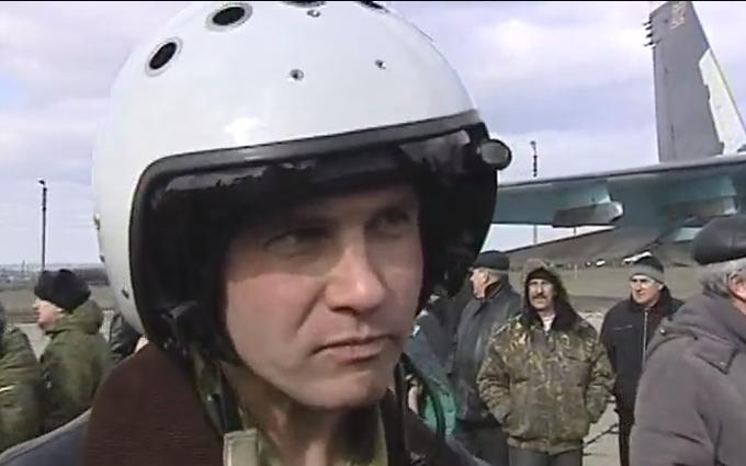 Обнародованы фото пилотов Путина, которые бомбили Сирию (9)