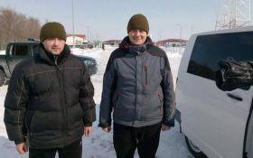 Повернення прикордонників в Україну: опубліковано відео обміну