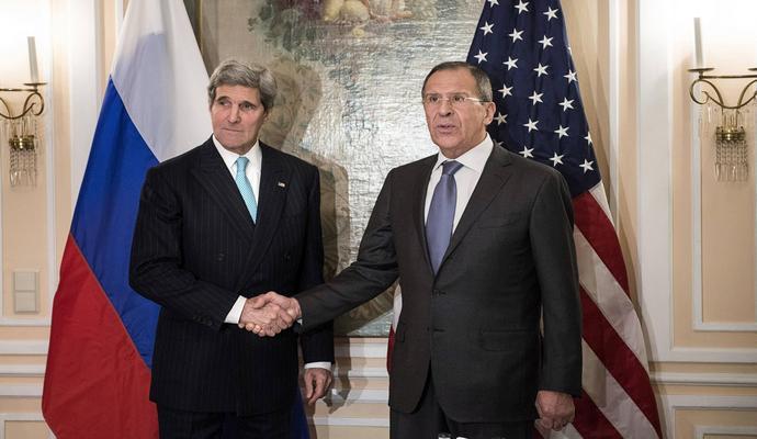 Керри и Лавров обсудили ускорение Минских соглашений