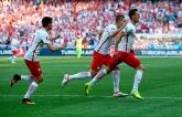 Польша одержала историческую победу на Евро-2016: опубликовано видео