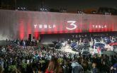 Прошла премьера долгожданного электрического авто Model 3 от компании Tesla