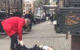 Убийство российского экс-депутата в Киеве: появились первые видео