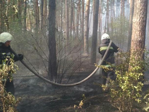 В Києві спалахнула масштабна пожежа біля ТЕЦ-6: опубліковані перші фото (3)