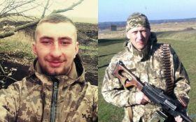 Стали відомі імена убитих на Донбасі морпіхів