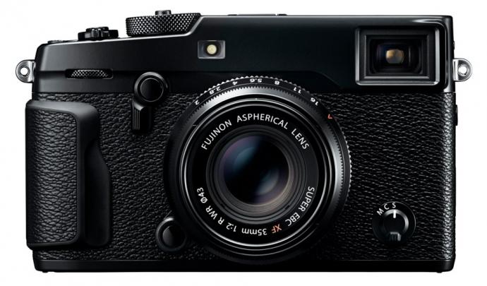 Компанія Fujifilm представила флагманську бездзеркалку X-Pro2 (4 фото) (2)