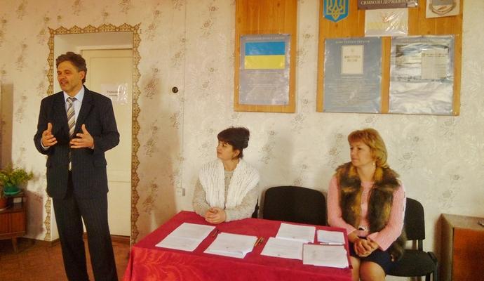 У Черкаській області обирають першого старосту