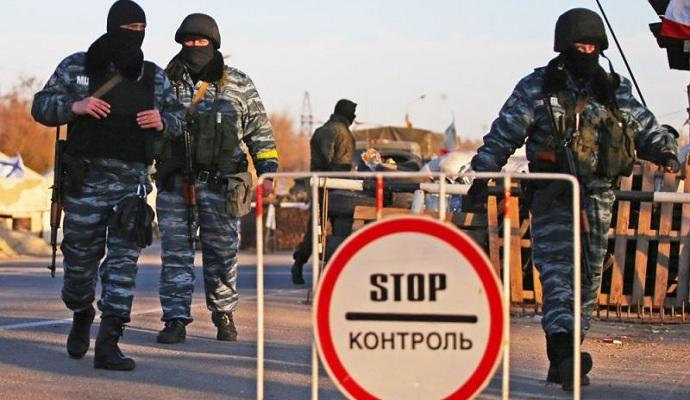 ФСБ на границе с Украиной не дает боевикам сбежать в РФ - Лысенко
