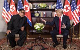 Виконаю всі бажання: Трамп передав неочікувану обіцянку Кім Чен Ину