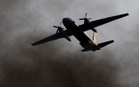 Падение военного самолета РФ в Сирии: появились данные о жертвах