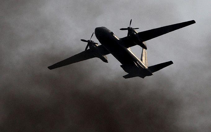Падіння військового літака РФ в Сирії: з'явилися дані про жертви