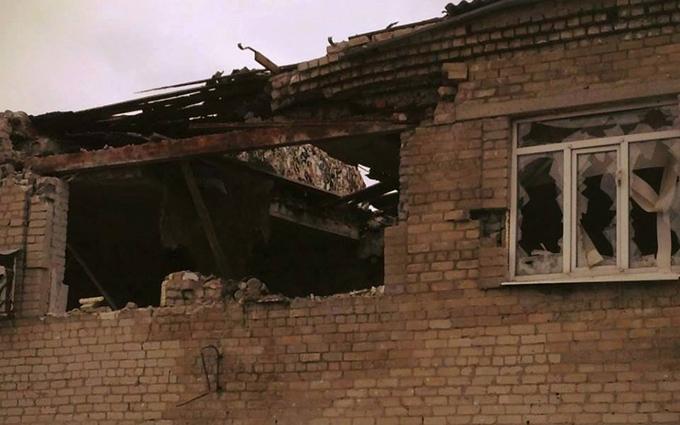 Донбасс после обстрелов боевиков: появились впечатляющие фото