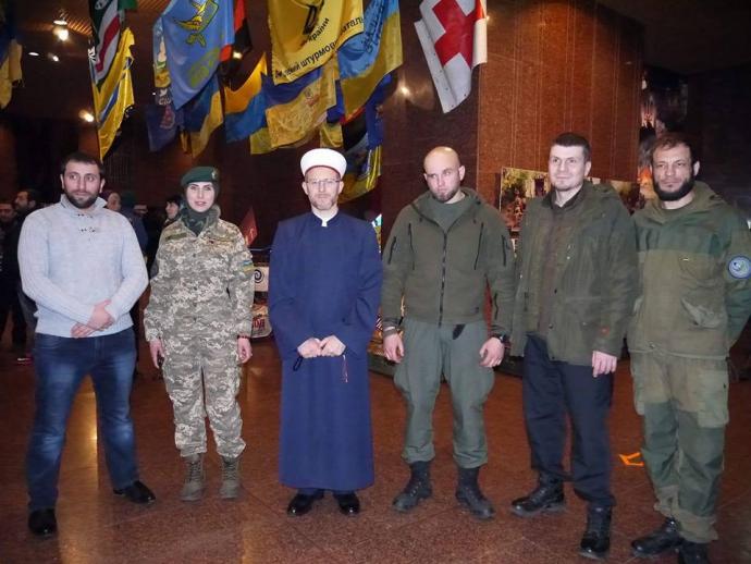Путин зачистил религиозную жизнь в России, у нас все не так - муфтий мусульман Украины (2)