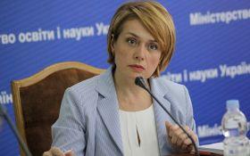 Гриневич назвала сумму, которая необходима для реализации новой редакции закона об образовании