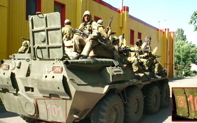 З'явилися нові відео з доказом вторгнення Росії на Донбас