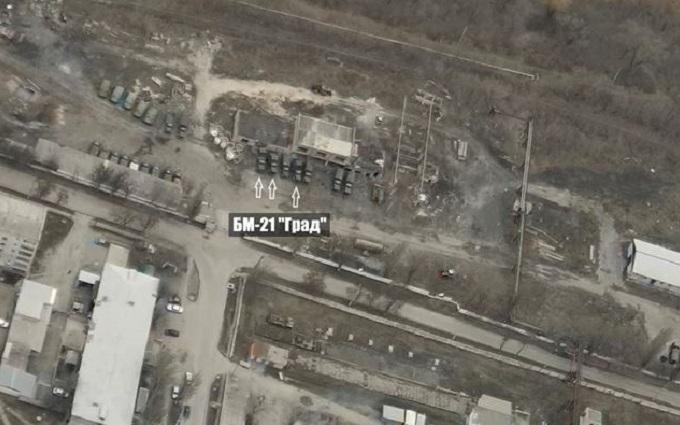Бойовики ДНР зігнали під Донецьк заборонену техніку: з'явилися фото