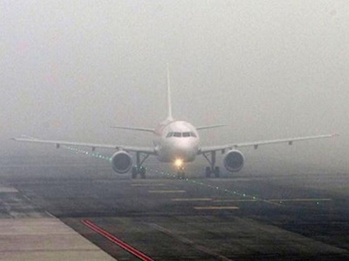 Украину окутало туманом: опубликованы фото (1)
