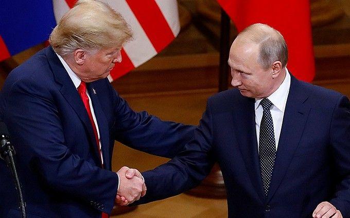 Трамп вручил Путину победу, которая была ему не по зубам, - Washington Post