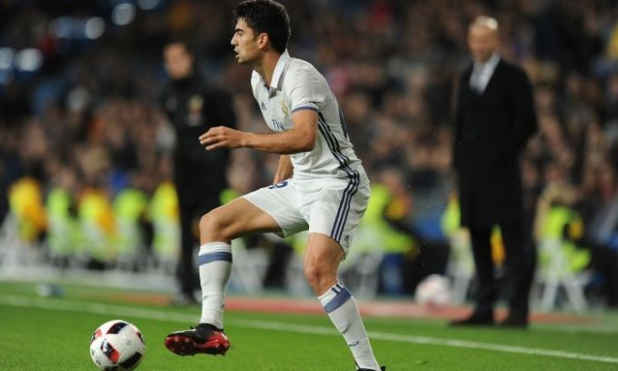 Зидан: «Надеюсь, мой сын не забьет в ворота Реала»