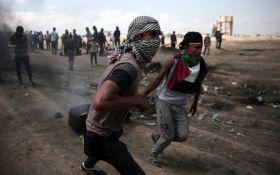 Палестинцы массово протестуют против открытия посольства США в Иерусалиме: десятки погибших