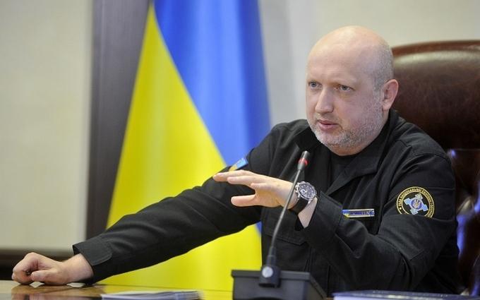 Турчинов висловився про воєнний стан в Україні: з'явилося відео