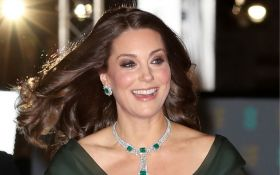 Беременная Кейт Миддлтон затмила звезд на BAFTA-2018: появились фото
