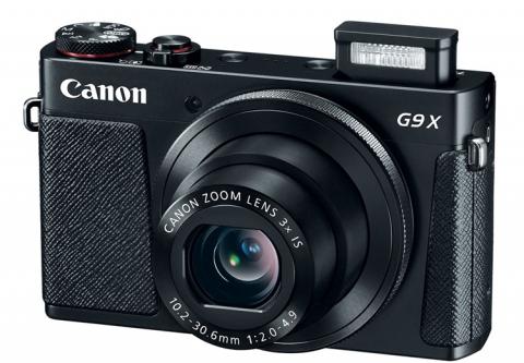 Canon анонсувала компактний фотоапарат з 1-дюймовим 20-Мп сенсором (4 фото) (1)