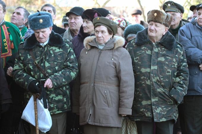 День рождения Бандеры отметили по всей Украине: появились фото и видео (17)