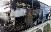 Смертельна пожежа в Казахстані: опубліковані відео