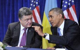 В Україні анонсували зустріч Порошенка і Обами