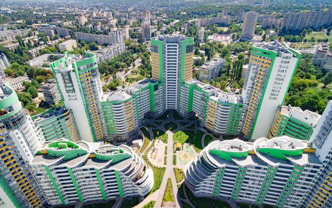 Киев могут раздробить на 80 районов