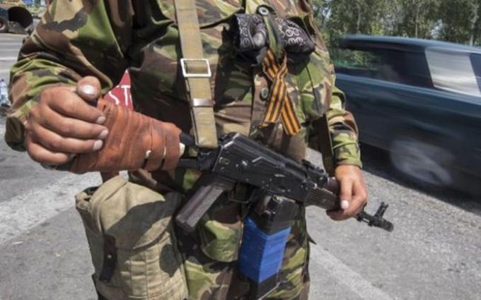 Українські військові затримали на Донбасі ще одного росіянина: з'явилося відео