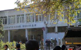 Аксьонов: кількість жертв в Керчі зросла, стрілок наклав на себе руки