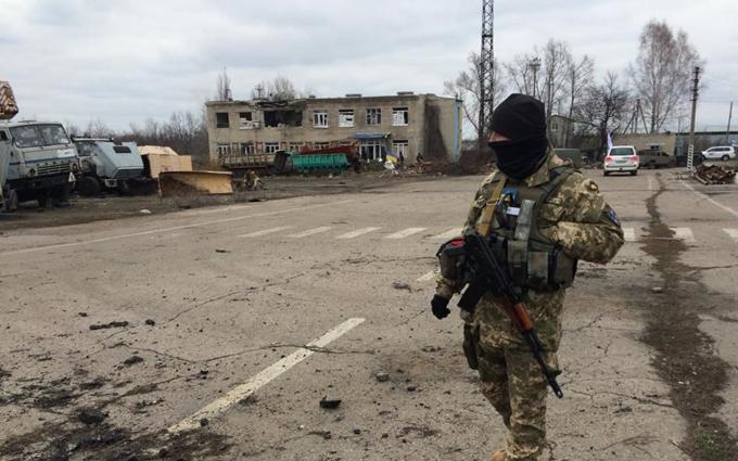 Журналист выложил новые фото обстрелянной Авдеевки
