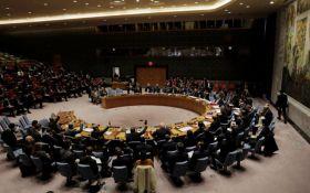 Радбез ООН проводить екстрене засідання через агресію Росії проти України: пряма трансляція