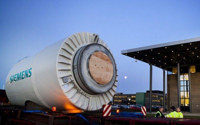 Россия ответила Siemens на запрос о возвращении крымских турбин