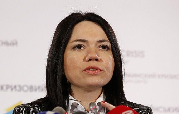 Нардеп зробила резонансну заяву щодо Донбасу і Криму