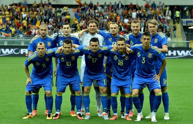 Збірна України прибула на Євро-2016 у Франції: опубліковані фото
