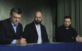 Йдемо проти влади: три українські партії об'єдналися