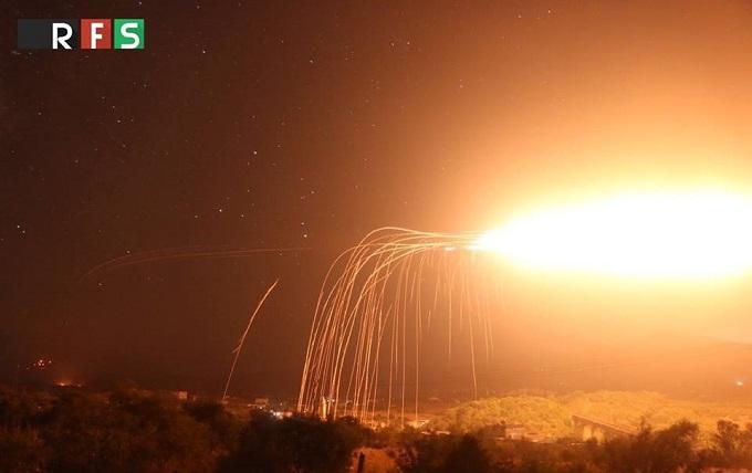 Росія застосувала в Сирії заборонені бомби: опубліковані фото