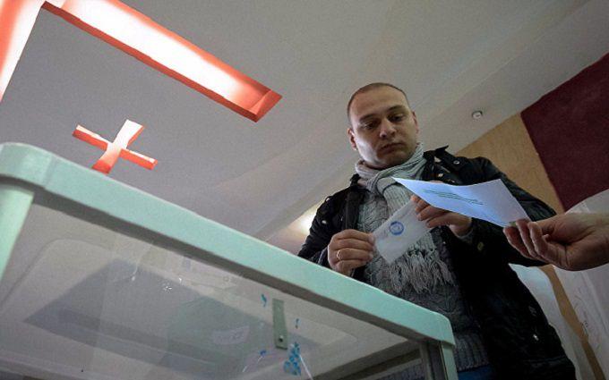 У Грузії прихильники партії Саакашвілі оточили ЦВК: з'явилося фото