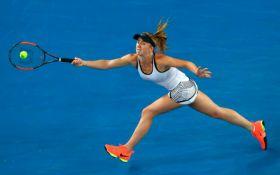 Украинская теннисистка вышла в четвертьфинал престижного турнира: опубликовано видео